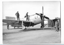 Retirage  Photo Aviation Avion  P 47  Thunderbolt - Aviation