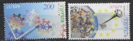 Arménie 2006 N° 494/495 Neufs Europa L'intégration - 2006