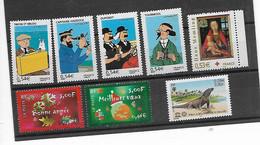 Frankrijk  Tintin-Kuifje  Xx Postfris - Unused Stamps