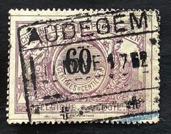 TR22 - Gestempeld AUDEGEM - 1895-1913