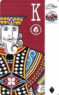 Plaza Casino / Las Vegas Club - Las Vegas, NV - BLANK Slot Card - Casino Cards