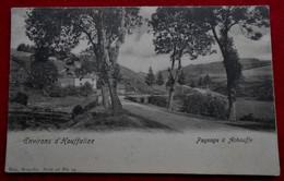 CPA 1903 Houffalize - Paysage D'Achouffe - Houffalize