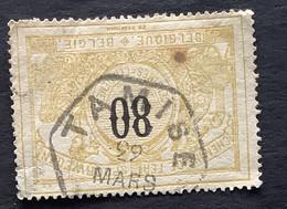 TR24 - Gestempeld TAMISE - 1895-1913