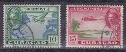 Curaçao Colonie Neerlandais Aero YT*+° 25-39 - Antilles