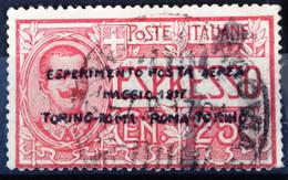 ITALIE                       P.A 1                  OBLITERE - Luchtpost