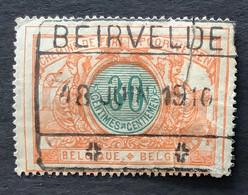 TR32 - Gestempeld BEIRVELDE - 1895-1913