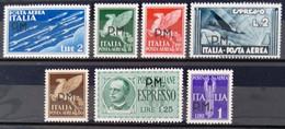 ITALIE                       P.M 14/20                  NEUF* - Militaire Post (PM)