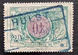 TR34 - Gestempeld HULST - 1895-1913
