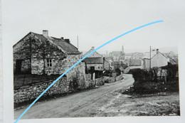 Photox3 HAUT LE WASTIA Région Anhée Yvoir Houx Warnant Bioul Sosoye Village Attelage Chapelle  1936 - Lugares