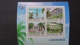 1983 Yv BF 21 MNH B56 - Seychelles (1976-...)