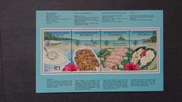 1989 ZIL ELOIGNE SESEL Yv BF 7 MNH B56 - Seychelles (1976-...)