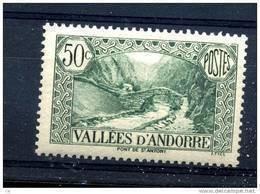 Andorre  :  Yv  65  ** - Unused Stamps