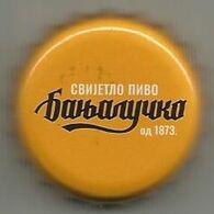 BANJALUCKO PIVO Beer Cap From Bosnia And Herzegovina - Birra