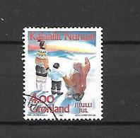 GROENLANDIA - 1992 - N. 217 USATO (CATALOGO UNIFICATO) - Gebraucht