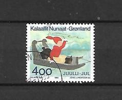 GROENLANDIA - 1993 - N. 230 USATO (CATALOGO UNIFICATO) - Gebraucht