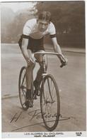 Les Gloires Du Cyclisme , Henri Pelissier - Ciclismo