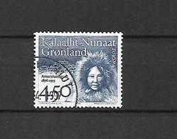 GROENLANDIA - 1996 - N. 281 USATO (CATALOGO UNIFICATO) - Gebraucht