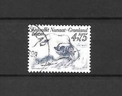 GROENLANDIA - 1997 - N. 297 USATO (CATALOGO UNIFICATO) - Gebraucht