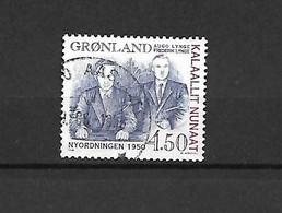 GROENLANDIA - 1998 - N. 303 USATO (CATALOGO UNIFICATO) - Gebraucht