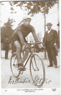 Les Gloires Du Cyclisme ,bottechia - Wielrennen