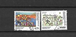 GROENLANDIA - 1998 - N. 311/12 USATI (CATALOGO UNIFICATO) - Gebraucht