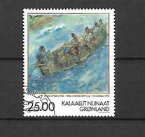 GROENLANDIA - 1998 - N. 314 USATO (CATALOGO UNIFICATO) - Gebraucht