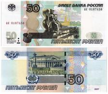 RUSSIA 50 RUBLES 1997 (2004) P 269c - UNC - Russland