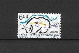 GROENLANDIA - 1999 - N. 326 USATO (CATALOGO UNIFICATO) - Gebraucht