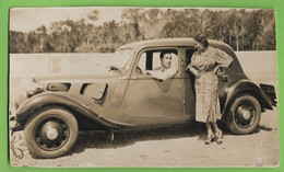 Portugal - REAL PHOTO - Vintage Car - Old Cars - Voitures - Turismo