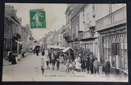 Candé- La Rue Saint Jean - Autres Communes