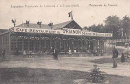 Sint-Truiden Exposition Provinciale Du Limbourg à Saint-Trond (1907) Restaurant Du Trianon (envoyé à Mont Saint André ) - Sint-Truiden