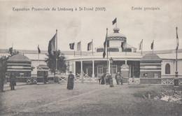 Sint-Truiden Exposition Provinciale Du Limbourg à Saint-Trond (1907) Entrée Principale - Sint-Truiden