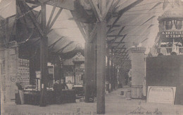 Sint-Truiden Exposition Provinciale Du Limbourg à Saint-Trond (1907) Intérieur Des Halls - Sint-Truiden