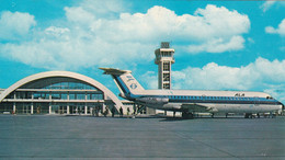 ARGENTINE. ROSARIO, AEROPUERTO INTERNACIONAL. CARTE POSTALE, CIRCA 1965's, NON CIRCULEE.- LILHU - Argentina