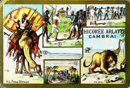 ►   CHROMO Soudan Français - Chicorée Arlatte Cambrai - Autres