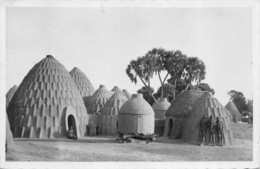 Camerou - Pouss - Village Mousgoum - Kamerun