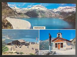Emosson Barage Et Restaurant/ Bus - VS Valais