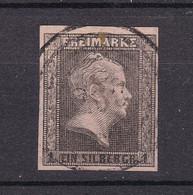 "Preussen - 1850/51 - Michel Nr. 2 A N4 ""283"" Cronenberg - Gestempelt - 60 Euro - Prussia"