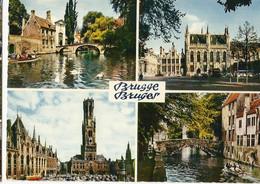 CPM, Belgique ,N°A.146 , Bruges ( Brugge) ,Multi-Vues ,Ed. Thill - Brugge