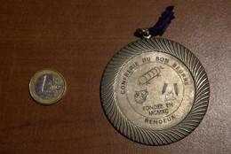Médaille Confrérie Du Bon Beurre - Rendeux - Other