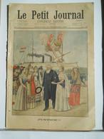 LE PETIT JOURNAL N° 526 - 16 DECEMBRE 1900 - JUSTICE - EXPOSITION 1900 PAVILLON DE COREE - Le Petit Journal