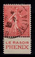 Publicite - YV 199 Oblitere Avec Pub Phenix Au Sud - Reclame