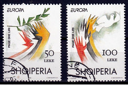 Albanie Europa Cept 1995 Gestempeld - 1995