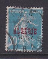Perforé/perfin/lochung Algérie 1925 No DZ17  SEG. Seneclauze - Gebraucht
