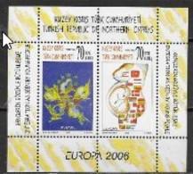 Chypre Turc 2006 Bloc N° 24 Neufs Europa L'intégration - 2006