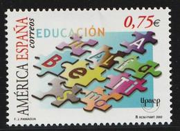 Spain Espagne España, 2002, UPAEP 1v, **, Nr. Michel: 3781 - 2001-10 Ungebraucht