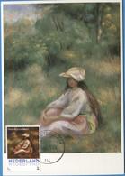 Pierre Auguste Renoir Maximum Card Maximumkaart Carte Maximum - Impressionisme