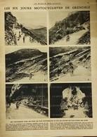 1920 LES SIX JOURS MOTOCYCLISTES DE GRENOBLE - 1900 - 1949