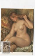 CM Netherlands Carte Maximum Maximum Nude Renoir - Nudes