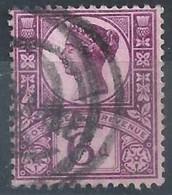 Victoria 94, 6 P.violett Auf Rötlich         1887 - Used Stamps